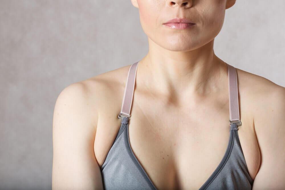 Ασκήσεις για να εξαφανίσετε το λίπος από τα μπράτσα