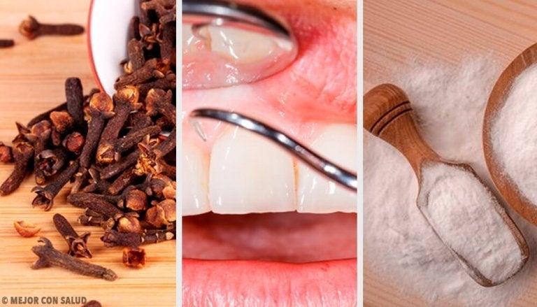 Απαλλαγείτε από την ουλίτιδα με φυσικές θεραπείες