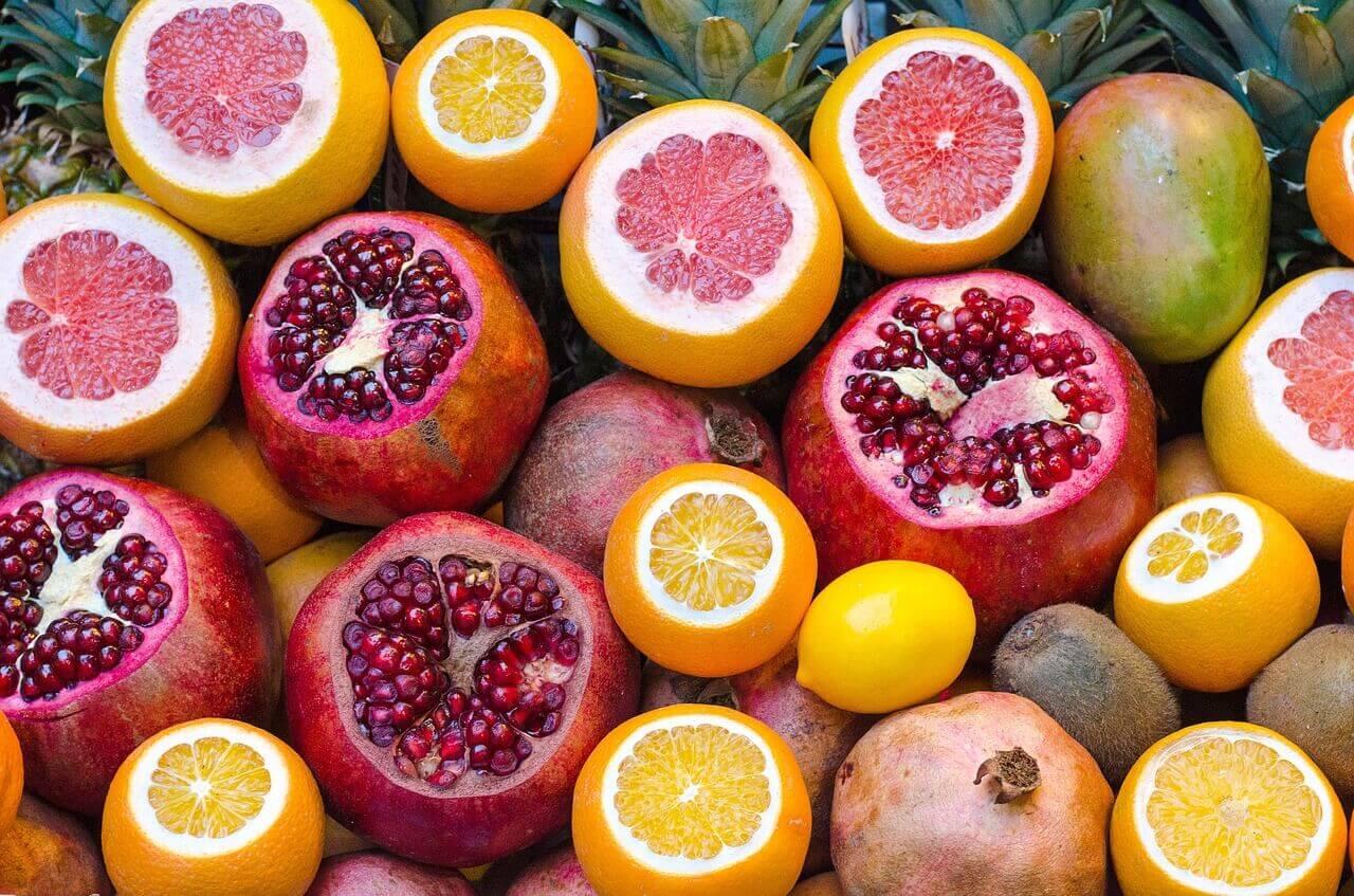 Τροφές που ενισχύουν το ανοσοποιητικό σύστημα - εσπεριδοειδη