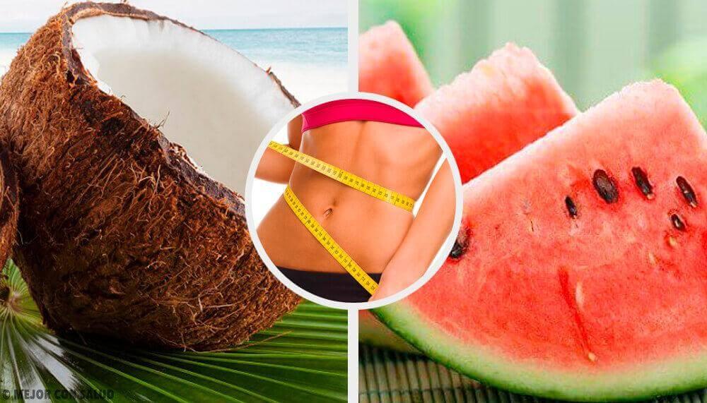 Θέλετε να μάθετε ποια φρούτα καίνε το λίπος;