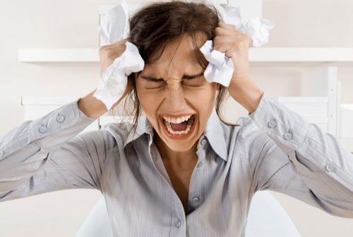 Αιτίες της τριχόπτωσης και άγχος