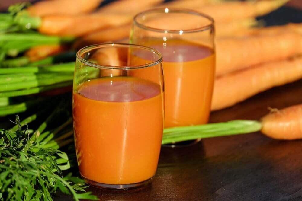 Φυσική καταπολέμηση του βήχα με καρότο