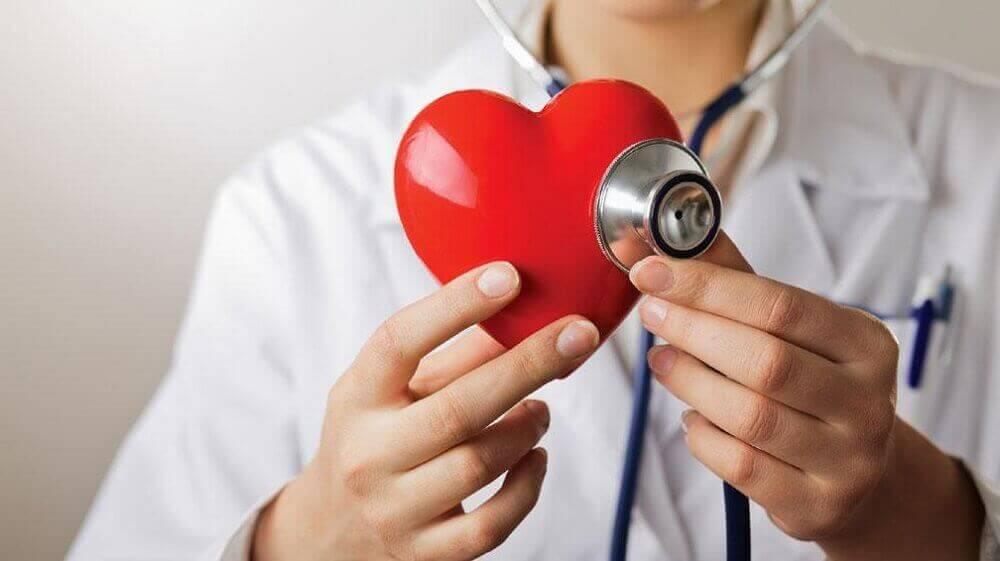 Πράσινο μήλο - Γιατρός και καρδιά