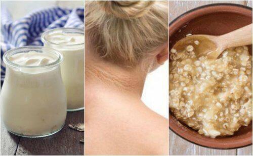 Καταπολεμήστε τα μαύρα σημάδια στον λαιμό με 5 φυσικές θεραπείες