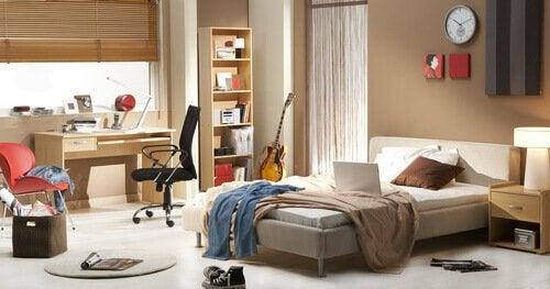 καλύτερη οργάνωση του σπιτιού δωματιο ακαταστατο