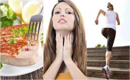 6 συμβουλές για τη βελτίωση της λειτουργίας του θυρεοειδούς