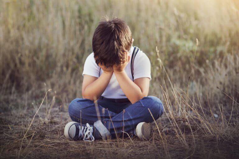παιδί σας είναι ψυχοπαθής παιδί που κλαίει