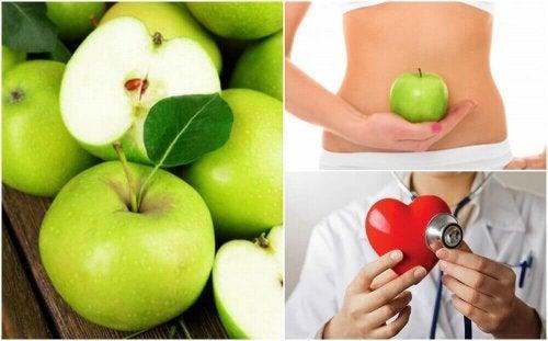 7 λόγοι για να τρώτε πράσινο μήλο με άδειο στομάχι