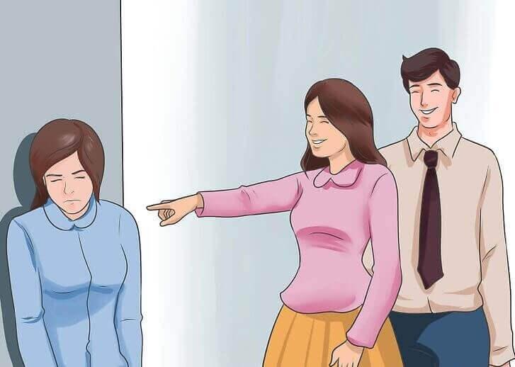 ταπείνωση- προσωπικές σχέσεις