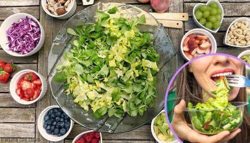 5 θρεπτικές σαλάτες που φτιάχνονται εύκολα και είναι πολύ νόστιμες!