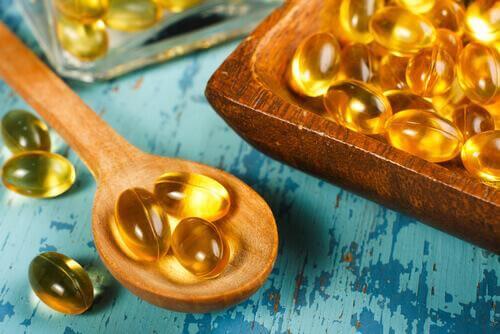 βιταμίνη D σε κάψουλες- καταναλώνετε πολλή βιταμίνη D
