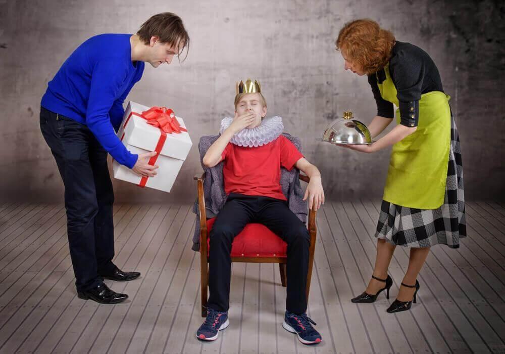 """""""Το σύνδρομο του πλουσιόπαιδου"""": Ένας τρόπος σκέψης αποτέλεσμα της διαπαιδαγώγησης, μπορούμε να το αποτρέψουμε"""