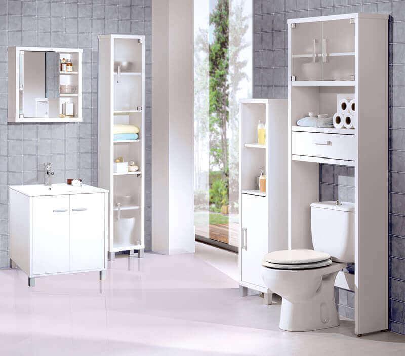 καθαρό μπάνιο χωρίς κακοσμίες