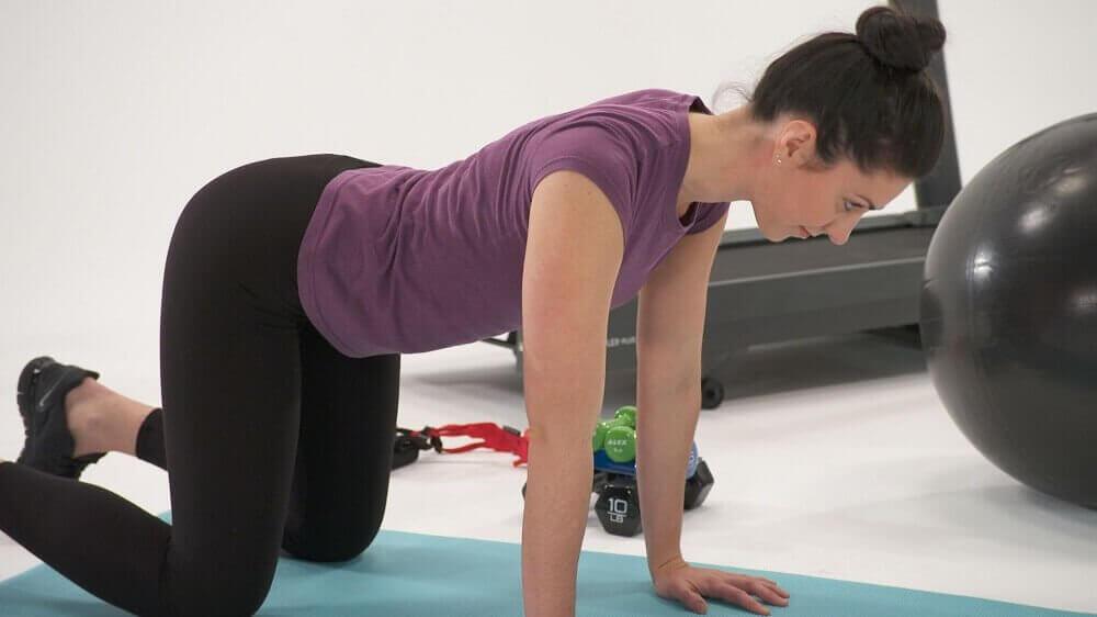 ασκήσεις για την πλάτη