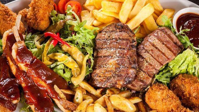 Συμβουλές για να μειώσετε την κακή χοληστερόλη - Τηγανιτά φαγητά