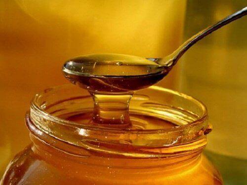 μέλι για παιδικό βήχα