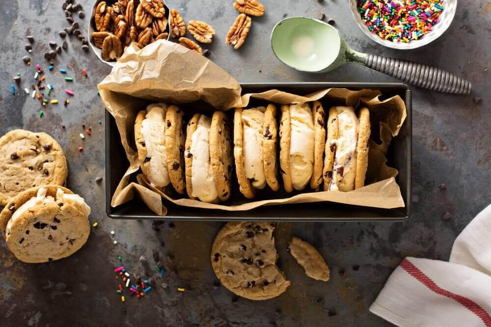 μπισκότα- επιδόρπια για διαβητικούς