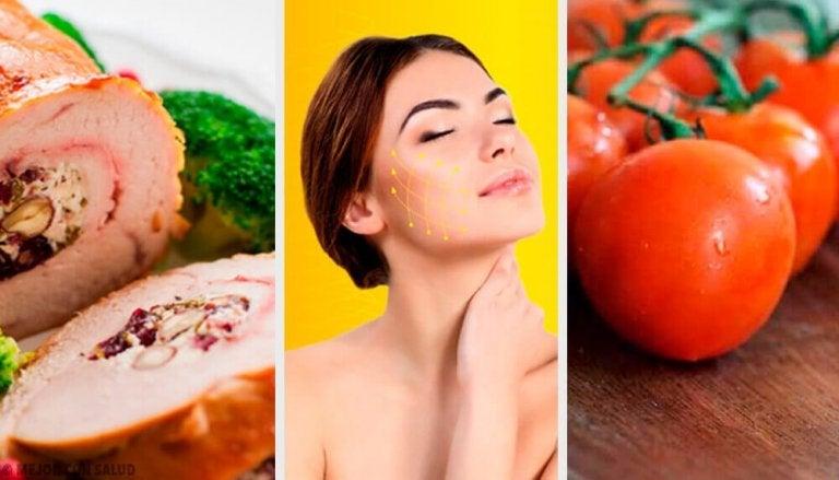 Τροφές που αυξάνουν την παραγωγή κολλαγόνου