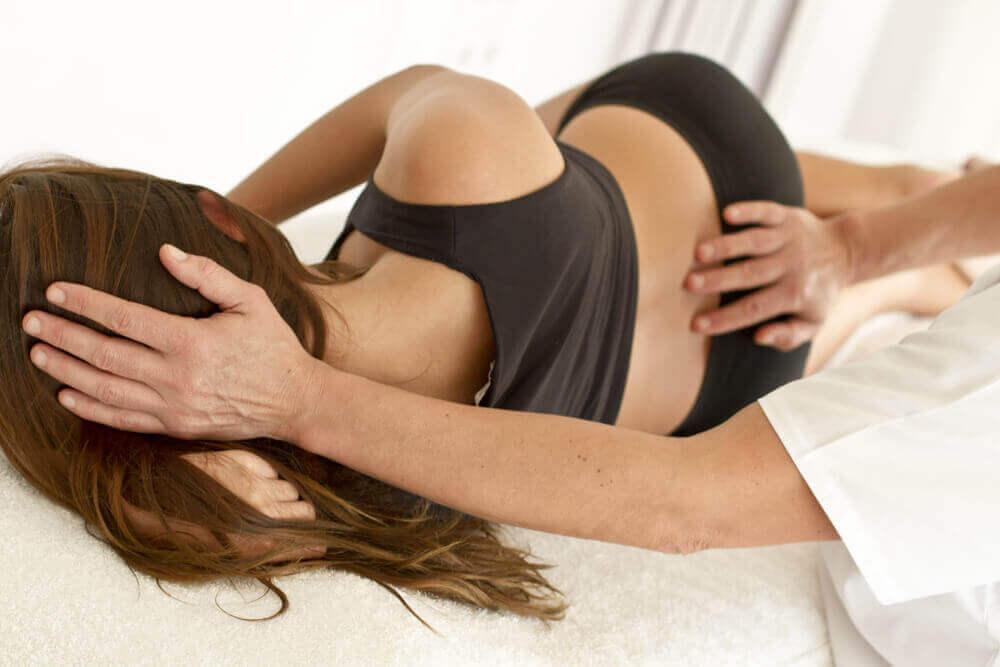 σκολίωση ευθύνεται για τον πόνο στην πλάτη