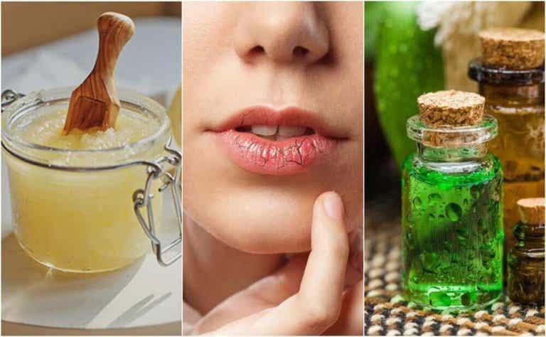 Πώς να αποφύγετε και να θεραπεύσετε τα σκασμένα χείλη