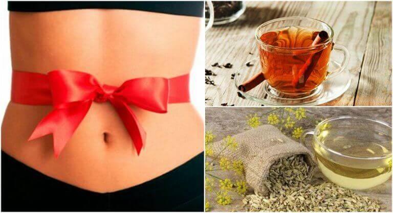 5 τρόποι για να μειώσετε το φούσκωμα μετά από τα Χριστούγεννα