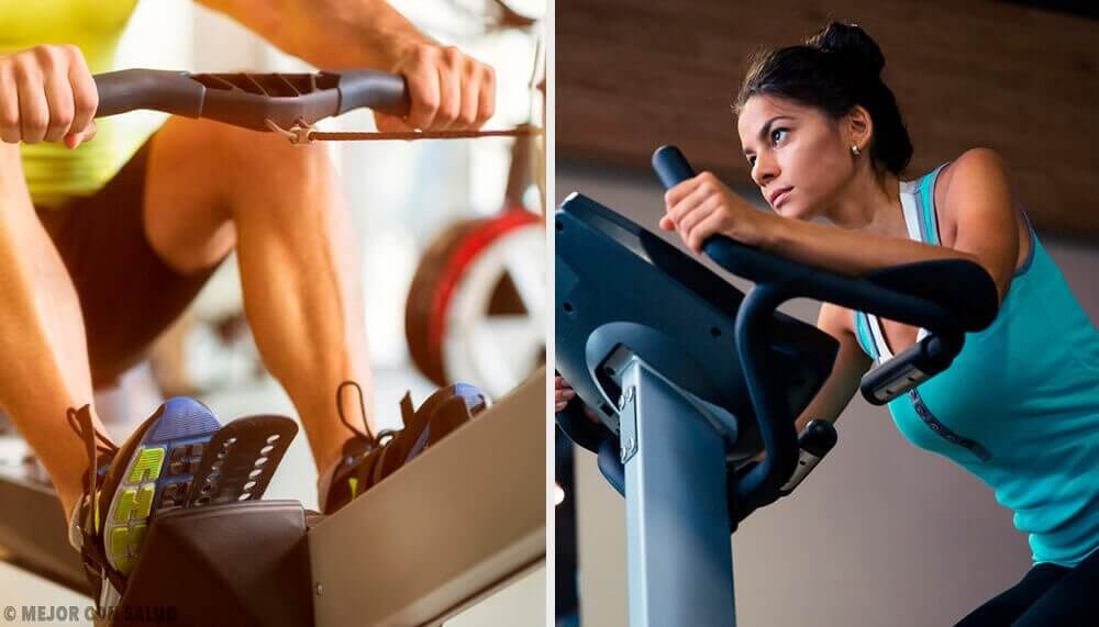 Τα καλύτερα όργανα γυμναστικής για να κάψετε θερμίδες