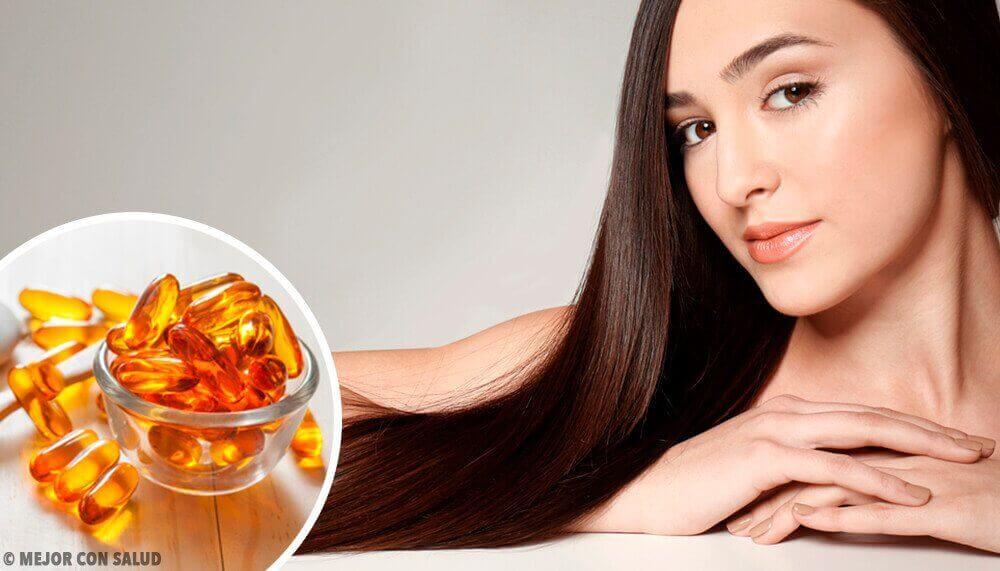 6 βασικές βιταμίνες για την ανάπτυξη των μαλλιών
