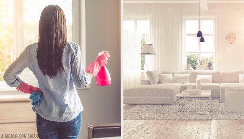Συμβουλές για να κάνετε το σπίτι σας να μυρίζει φρεσκάδα