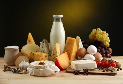 προϊόντα που περιέχουν ασβέστιο τυροκομικα