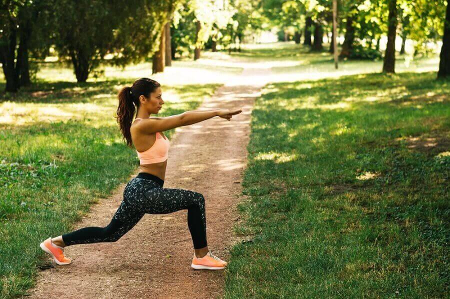 6 τρόποι για τον έλεγχο του άγχους - άσκηση