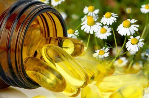 βιταμίνη σε χάπια- ανάπτυξη των μαλλιών