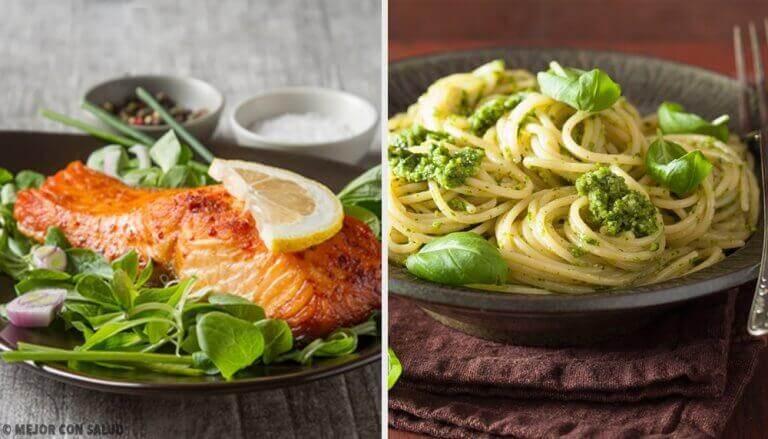 3 υγιεινές ιδέες για νόστιμο και γρήγορο βραδινό φαγητό