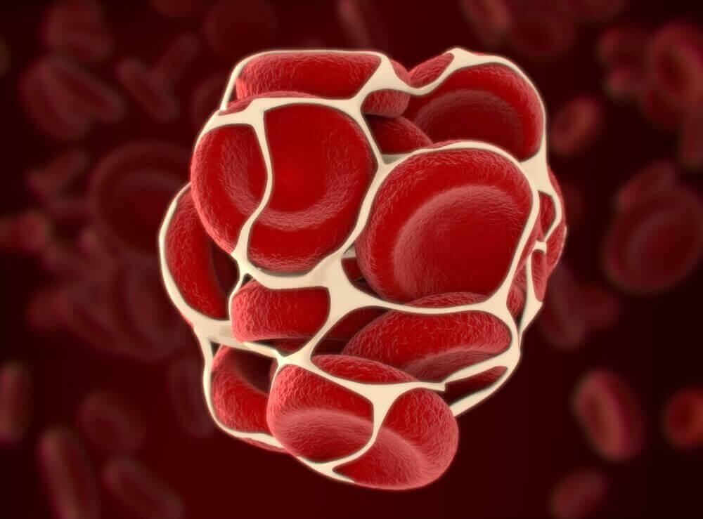 αιμα και ανεπάρκεια σε βιταμίνη Κ