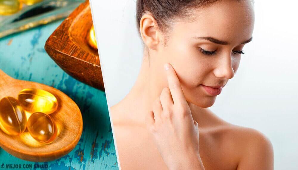 Πώς να χρησιμοποιήσετε κάψουλες βιταμίνης Ε στο δέρμα σας