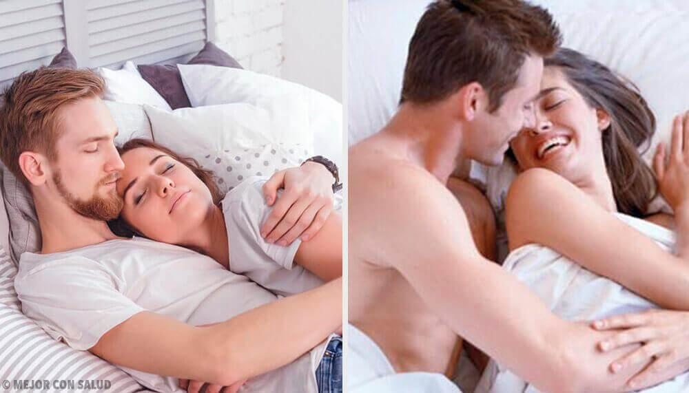5 κινήσεις που κάνουν τα ευτυχισμένα ζευγάρια πριν πάνε για ύπνο