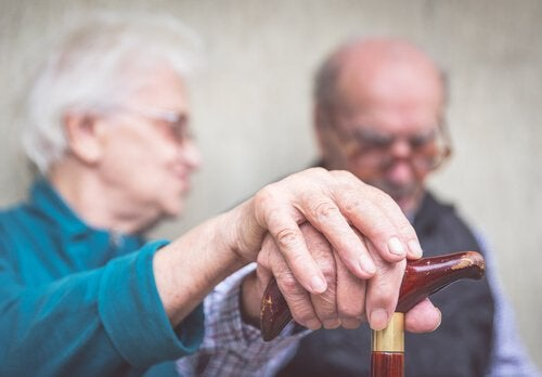 ζευγάρι ηλικιωμένοι