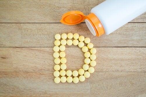 βιταμινη σε χάπια