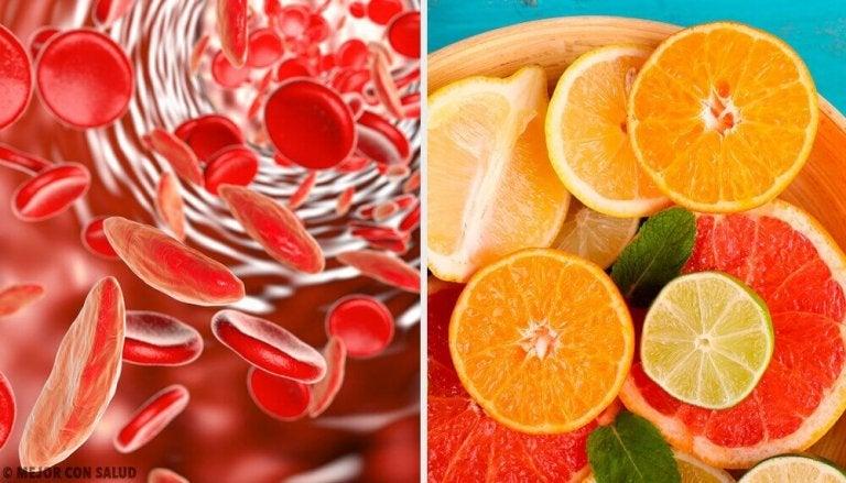 5 τρόποι να αυξηθούν τα επίπεδα του σιδήρου στο αίμα σας