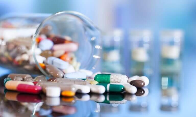 φάρμακα διαφορετικού είδους
