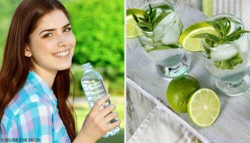 7 εύκολοι τρόποι να πίνετε νερό πιο συχνά. Είναι εύκολο