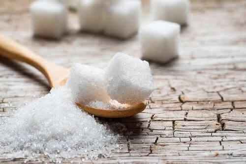 Επίπεδα σακχάρου - Κύβοι ζάχαρης