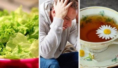 8 φυσικές θεραπείες για να περιορίσετε το άγχος