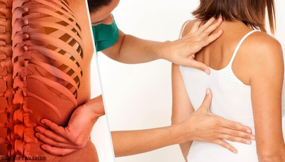 Πώς μεταβάλλεται η σπονδυλική στήλη λόγω άγχους;
