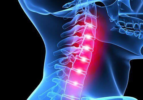 σπονδυλοι στο λαιμό