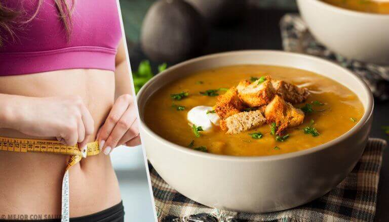 Ανακαλύψτε τη διατροφή με τη σούπα που καίει το λίπος