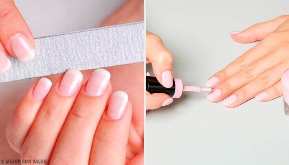 Διακόσμηση νυχιών στο σπίτι σας εύκολα και γρήγορα