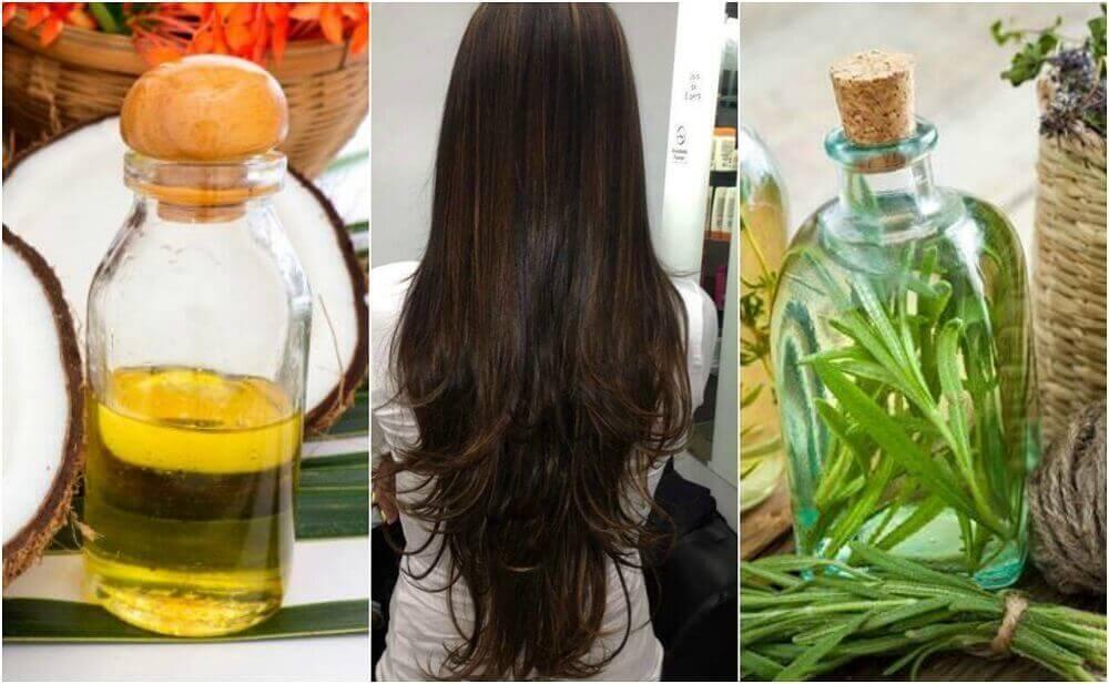 Διεγείρετε την ανάπτυξη των μαλλιών με αυτή τη σπιτική θεραπεία