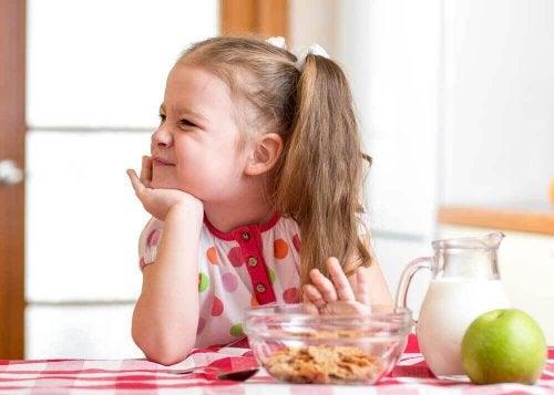 Φυσικές θεραπείες για παιδιά χωρίς όρεξη
