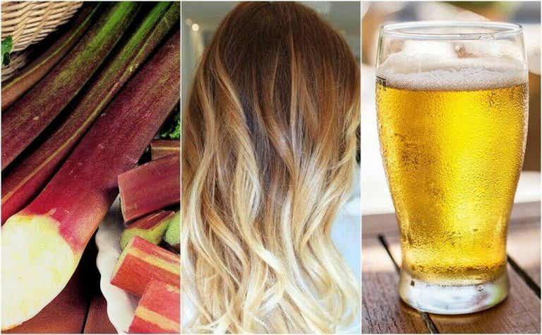 5 φυσικοί τρόποι να ανοίξετε το χρώμα των μαλλιών σας