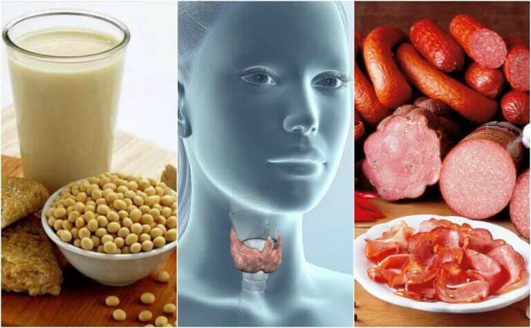 7 τροφές που πρέπει να αποφεύγετε αν έχετε υποθυρεοειδισμό